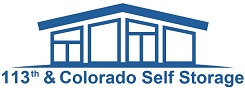 113th & Colorado Self Storage logo